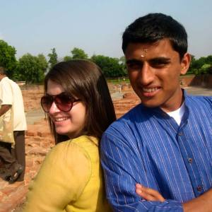 HUF Students in India
