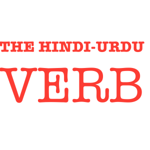 HINDI-URDU VERB icon